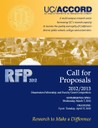 2012 rfp cover
