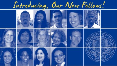 Collage of 2011 fellows